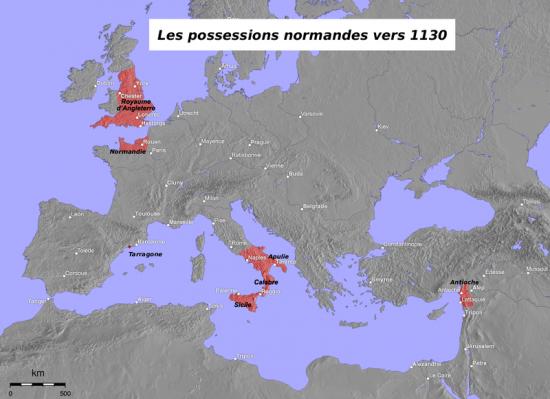 possessions normandes au 12e siècle.png